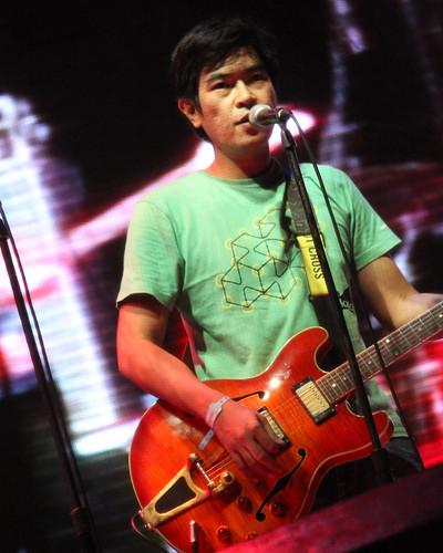 Zach and the Action Pact at Muziklaban - 7
