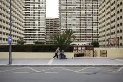 Benidorm #6 (kahape*) Tags: urban streets valencia architecture buildings spain cityscape espana stadt architektur streetscape spanien benidorm costablanca alacant wohnen paisvalencia stadtlandschaft alivante