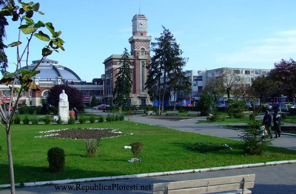 Actualul parc - vechiul obor