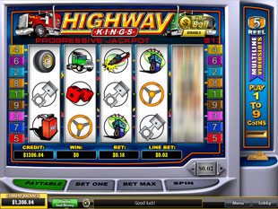 Highway Kings slot game online review