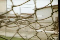 fenced (clanpia) Tags: holga135