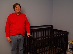 Jason & finished crib