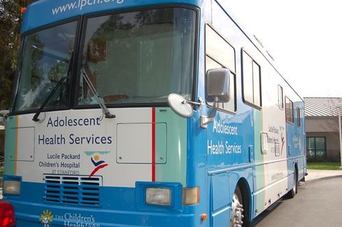 Teen Health Van. Health Dialogues, explores the health issues surrounding ...