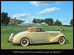 1935 Packard V-12 (sjb4photos) Tags: car automobile packard concoursdelegance v12 autoglamma 1935packard 2009meadowbrook