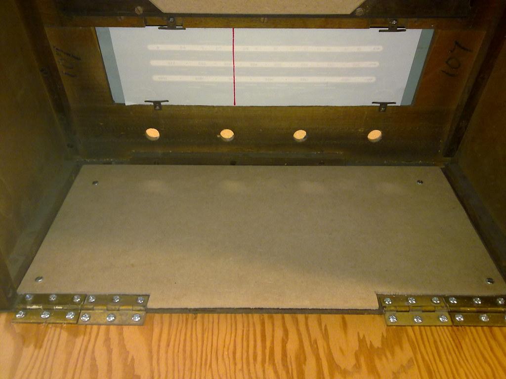 Hardboard Lining