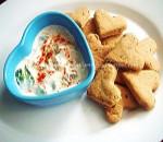 Priya's Savory Peanut Butter Cookies