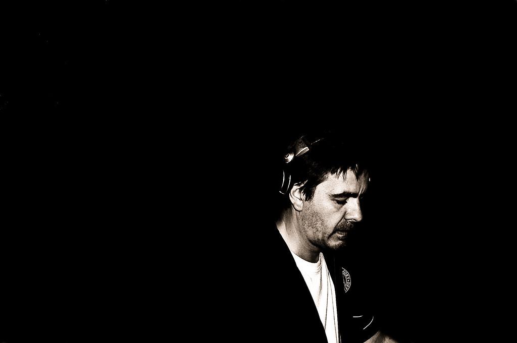 Laurent Garnier live [at] REX Club - Paris