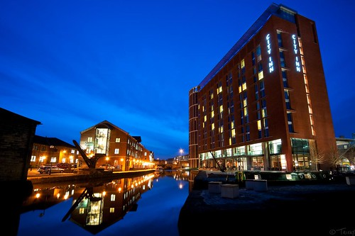 City Inn Hotel, Granary Wharf, Leeds