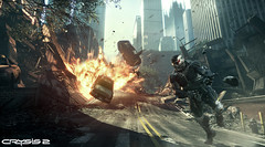 Crysis 2 screens from Crytek and EA