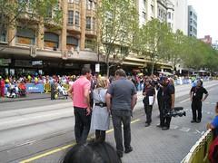 Presenters at Moomba