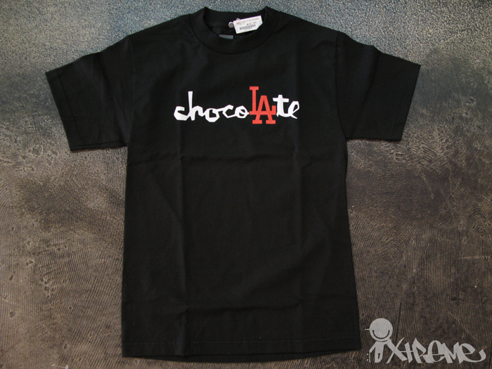 Chocolate Skateboards  Spring 2010 T-Shirts