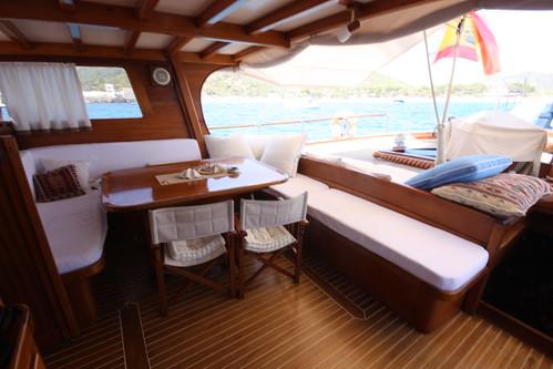 Funky Dolphin, Tirandila, Ibiza Boats, 10