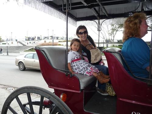 wagon ride time.