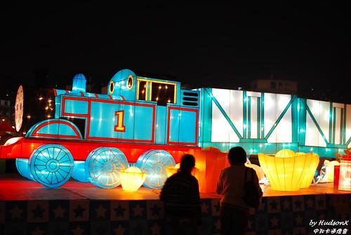 主燈-湯瑪仕小火車