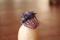 Anillo de Amatista (laseoradelosanillos) Tags: anillos
