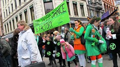 St Patricks Day Parade in Oslo 2010 #9