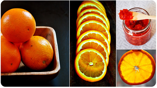 Oranges Collages