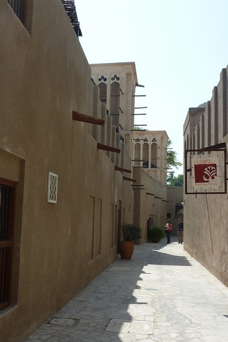 Dubai Heritage Village Alley