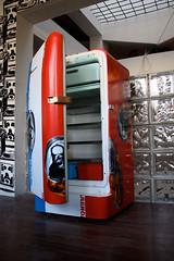 Vitry Jam 4 | Vitry sur Seine | Noodles sur Seine (orticanoodles) Tags: paris france vintage fridge popart noodles pimp custom 2010 pochoir vitry groupshow vivaitalia stencilhistoryx