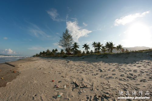 Woohoo @ Pantai Beserah, Kuantan