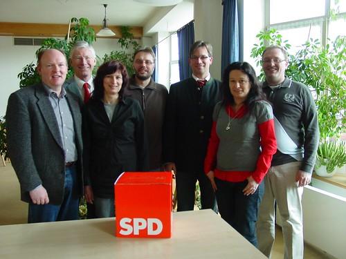 20.03.2010 | SPD Dingolfing-Landau diskutiert über aktuelle Politik