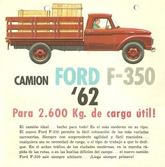 1962 Ford made in Argentina