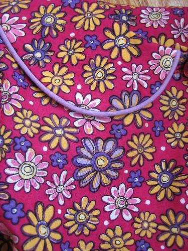 Easter dress details
