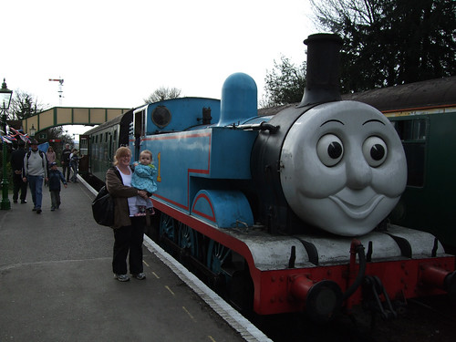 Watercress Line. Day Out with Thomas