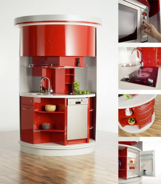 small-space-with circle-kitchen-kitchen-design-concept-5