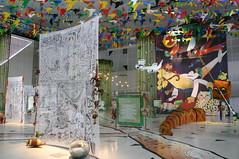 Macunaima (candotti) Tags: brasil livro cenrio modernismo cultura cultural araraquara sesc macunama cenografia literaturabrasileira oswalddeandrade herisemnenhumcarter sescararaquara candotti