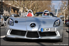 Mercedes Benz SLR Stirling Moss (ThomvdN) Tags: