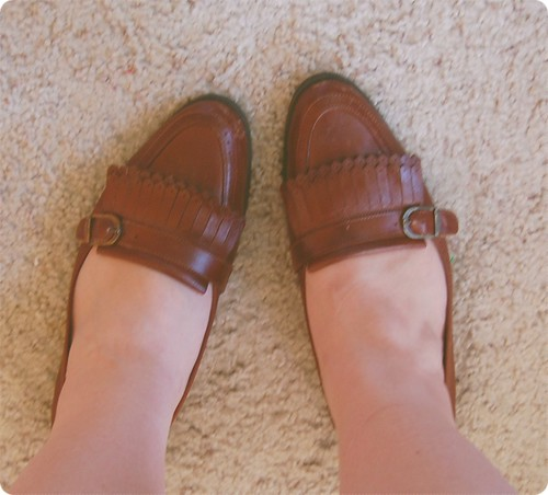New Penny Loafers