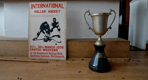 The Old Days - Roller Hockey Club