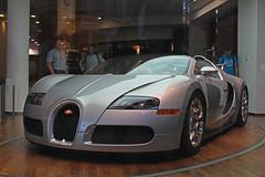 Bugatti Veyron Grand Sport (Alex van Alphen) Tags: berlin sport germany linden unter den grand bugatti veyron