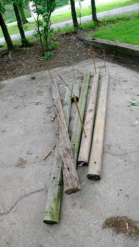 Landscaping Timbers