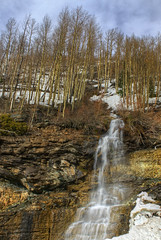(Michael_Underwood) Tags: longexposure waterfall colorado hdr ouray milliondollarhighway 1424 nikon1424 d7000 nikond7000 nikond7000hdr slivertoncolorado