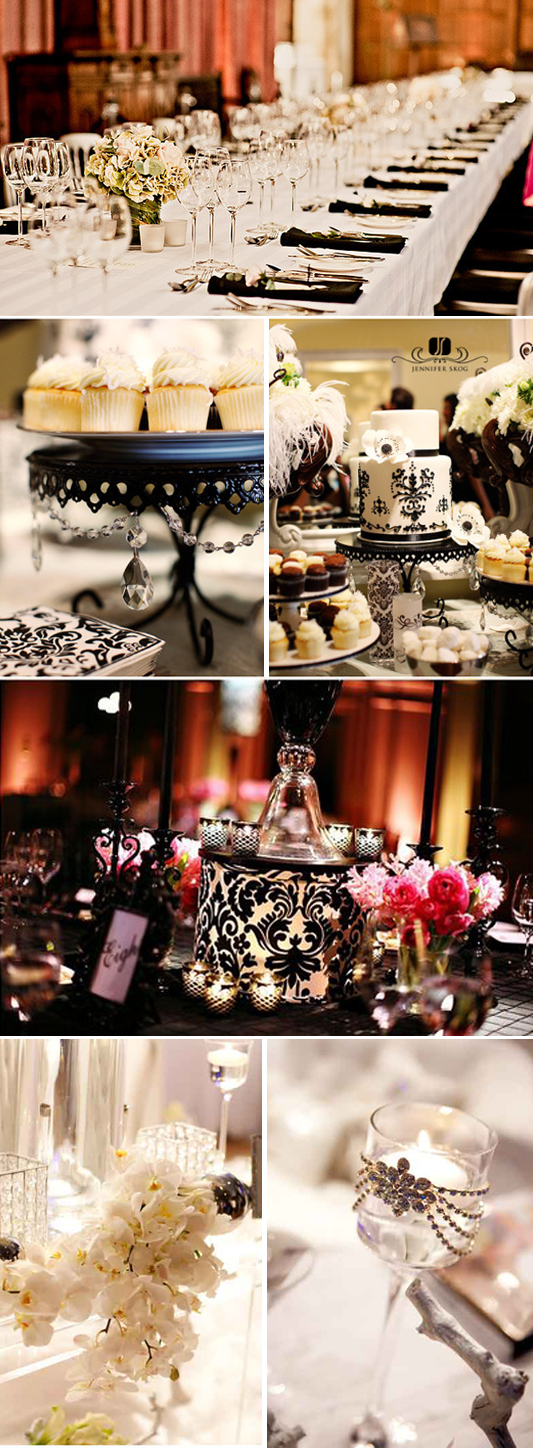 damask decor