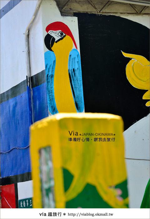 【彩繪客家村】驚豔,彩繪村!新竹竹東鎮軟橋社區尋彩趣11