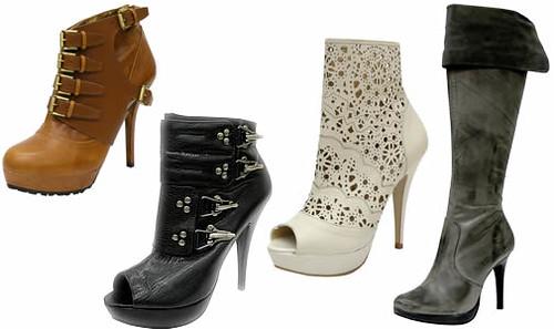 sapatos inverno 2011