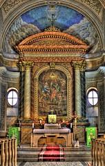 Crkva-Baki Monotor (Goran Vilov) Tags: church canon hdr crkva photomatrix oltar canoneos450d bakimonotor