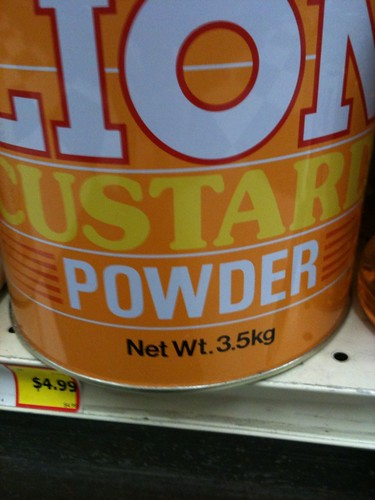 big custard powder