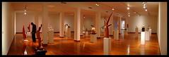 Museo E. Caraffa (nicolas federico) Tags: art argentina museum gallery galeria esculturas panoramic panoramica cordoba museo argentinos museos chibbi