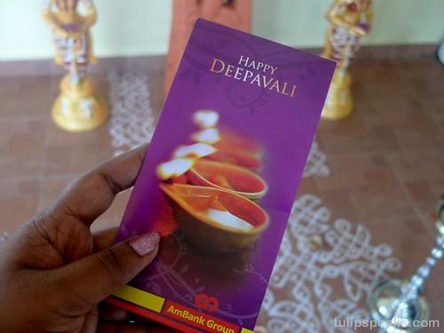 Deepavali Day 1
