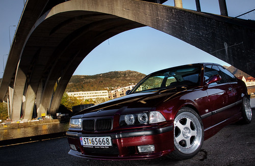 bmw e36 wallpaper. BMW E36 M3, puddefjordsbroen