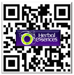 QRe8 Herbal Essences QR Code