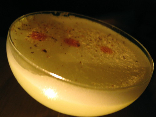 Pisco Sour, W Hotel Washington