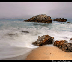 The rocks cry out Your name (SW23CT (CamsDigitalCanvas.com)) Tags: ocean california longexposure water rocks malibu pch camarillo leocarillo the4elements nikond300 chasethesonphotography