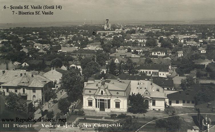 Calea Campinii - 1936