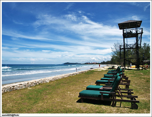 Nexus Resort & Spa Karambunai Beach is waiting for you..