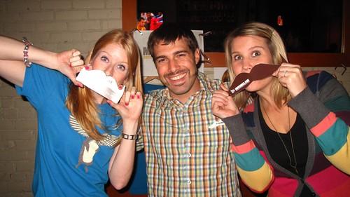 Movember Venice Party